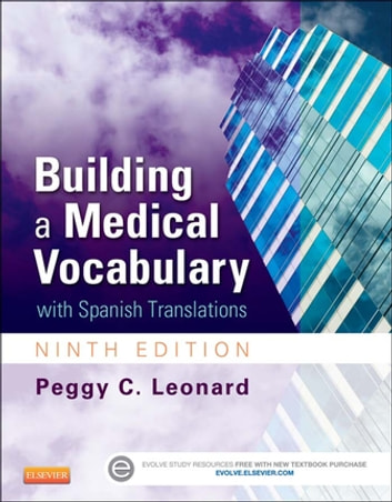 building a medical vocabulary Building a medical vocabulary: with spanish translations / edition 9 available in paperback building a medical vocabulary: tools for building medical terms 2.