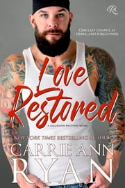 Love Restored ebook by Carrie Ann Ryan