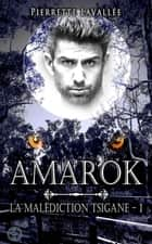 La malédiction Tsigane 1 - Amarock ebook by Pierrette Lavallée