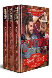 The Southern Comforts Series - Gay Romance Bundle ebook by Garett Groves