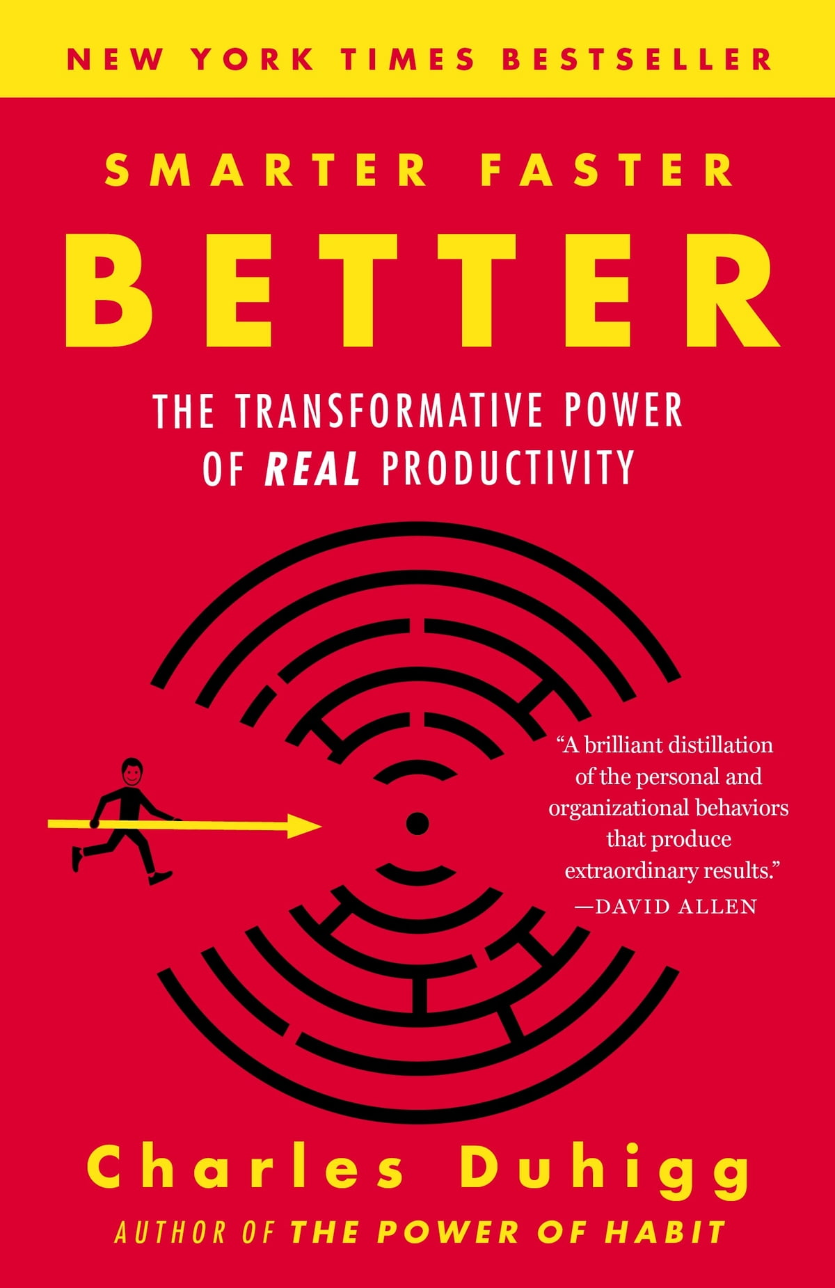 Smarter Faster Better The Transformative Power Of Real Productivity Ebook  By Charles Duhigg