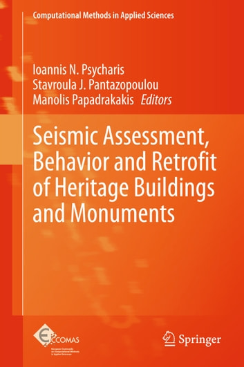 Seismic assessment behavior and retrofit of heritage buildings and seismic assessment behavior and retrofit of heritage buildings and monuments ebook by fandeluxe Gallery