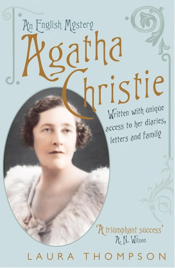 Agatha Christie ebook by Laura Thompson
