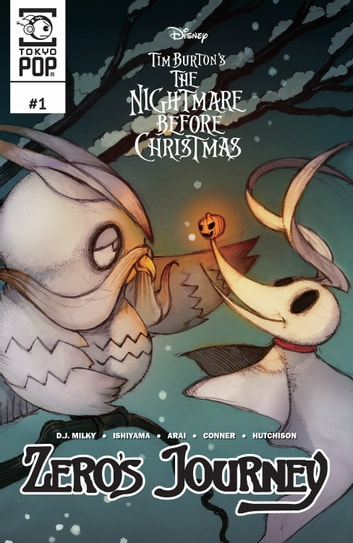 disney manga tim burtons the nightmare before christmas zeros journey issue 1 ebook - Tim Burtons The Nightmare Before Christmas