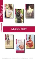 12 romans Passions + 1 gratuit (n°779 à 784 - Mars 2019) eBook by Collectif