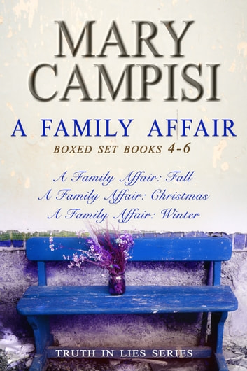 A Family Affair Boxed Set 2 - Books 4-6 ebook by Mary Campisi