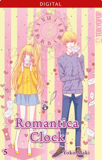 Romantica Clock 05 eBook by Yoko Maki
