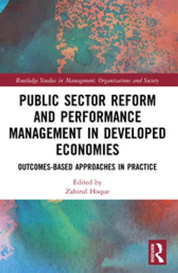 Public Sector Reform and Performance Management in Developed Economies