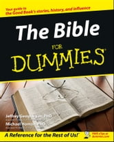 The Bible For Dummies ebook by Jeffrey Geoghegan,Michael Homan