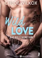 Wild Love - 3 - Bad boy & secret girl ebook by Chloe Wilkox