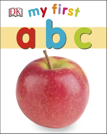 My First ABC ebook by DK