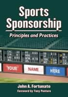 Sports Sponsorship ebook by John A. Fortunato