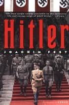 Hitler ebook by Joachim Fest