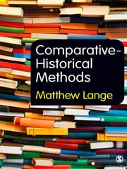 Comparative-Historical Methods ebook by Matthew Lange