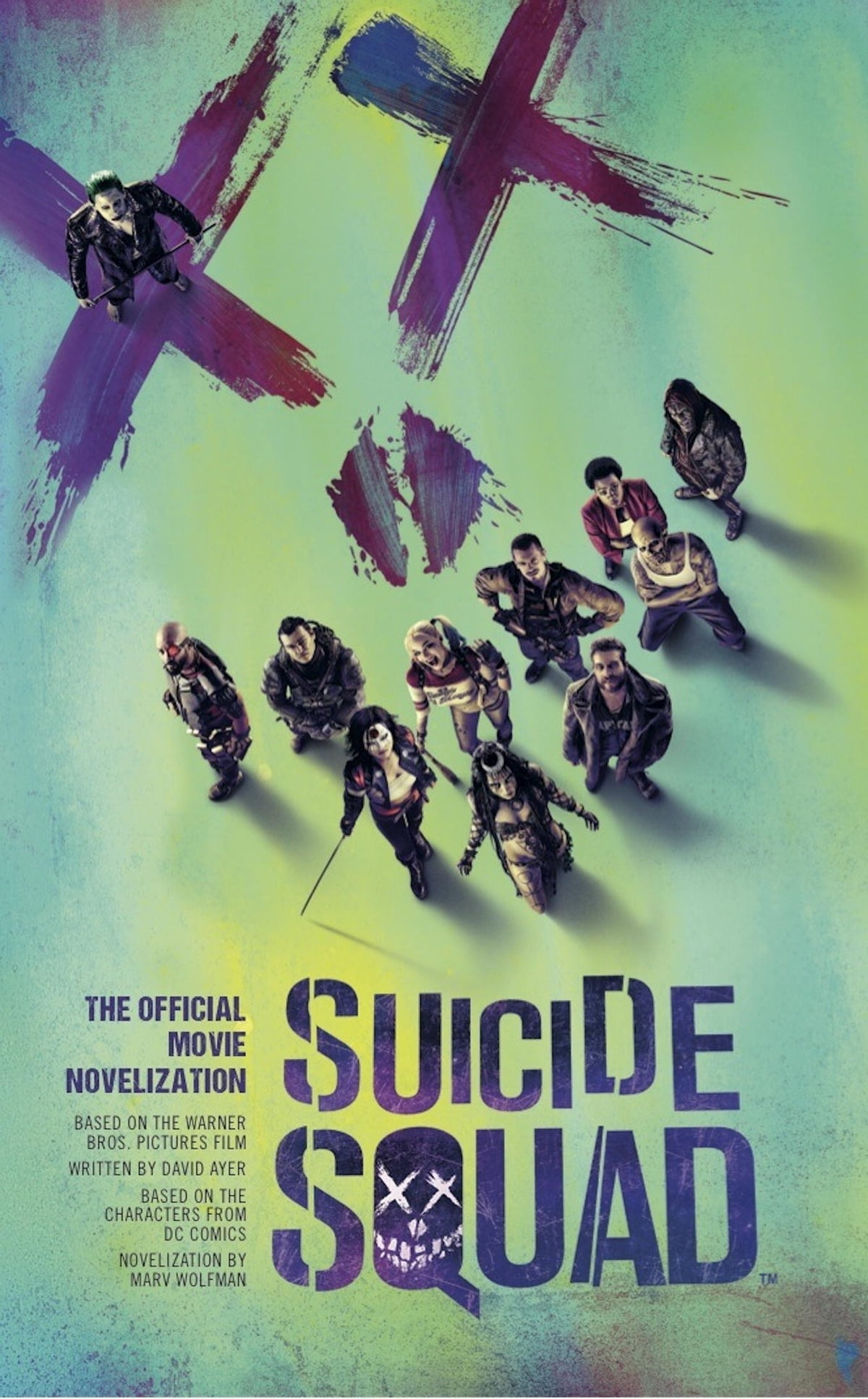 Suicide Squad: The Official Movie Novelization eBook by Marv Wolfman -  9781785651687 | Rakuten Kobo