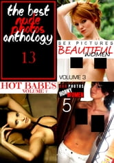 The Best Nude Photos Anthology 13 - 3 books in one ebook by Mandy Rickards,Lisa Barnes,Kate Halliday