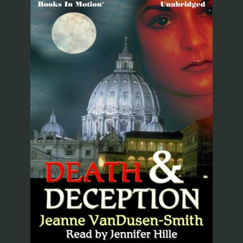 Death and Deception audiobook by Jeanne Van Dusen-Smith