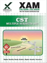 Cst Mutiple Subjects 002 ebook by Xamonline, Sharon
