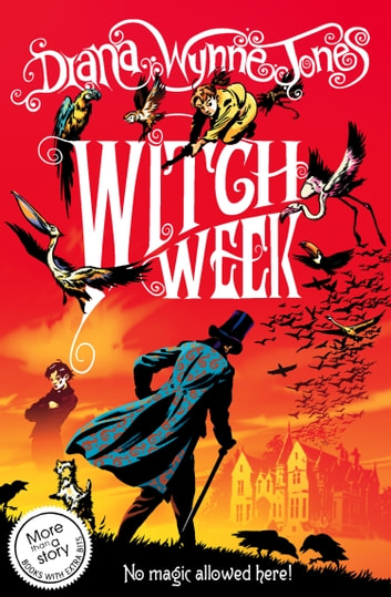 Witch Week The Chrestomanci Series Book 3 Ebook By Diana Wynne
