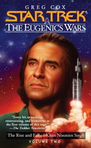 The Eugenics Wars, Vol. 2 ebook by Greg Cox
