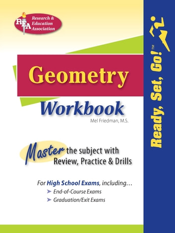 Geometry Workbook ebook by Mel Friedman