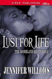 Lust for Life ebook by Jennifer Willows