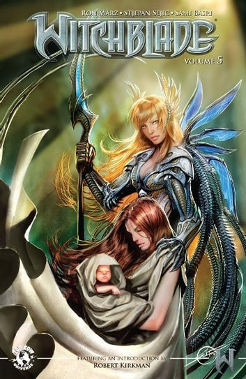 Witchblade #5 ebook by Christina Z, David Wohl, Marc Silvestr, Brian Haberlin, Ron Marz