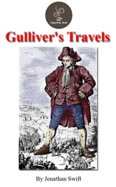 Gulliver's Travels by Jonathan Swift (FREE Audiobook and Classic Video Included!) ebook by Jonathan Swift