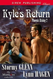 Kyle's Return ebook by Stormy Glenn;Lynn  Hagen
