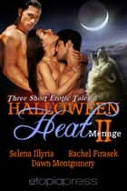 Halloween Heat II ebook by Rachel Firasek, Selena Illyria, Dawn Montgomery