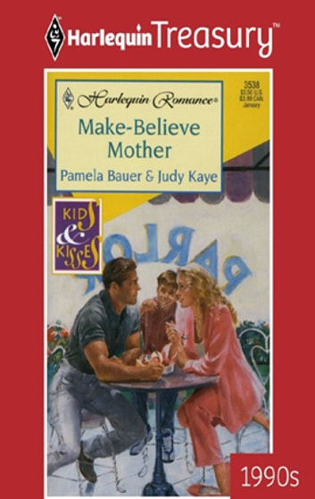 Make-Believe Mother ebook by Judy Kaye,Pamela Bauer