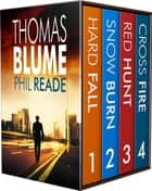 The Thomas Blume Series: Books 1-4 - Thomas Blume ebook by