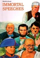 Worlds Great Immortal speeches ebook by Abrar Mohsin