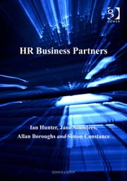 HR Business Partners ebook by Mr Allan Boroughs,Mr Simon Constance,Ms Jane Saunders,Mr Ian Hunter