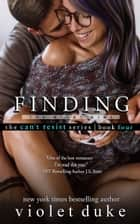 Finding the Right Girl (Sullivan Brothers Nice GUY Spin-Off Novel) - the CAN'T RESIST series, Book #4 ebook by Violet Duke