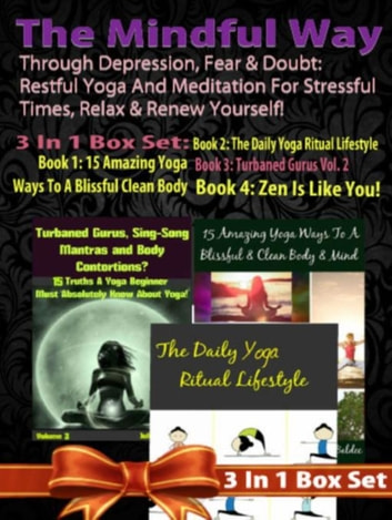 Restful Yoga & Meditation For Stressful Times, Relax & Renew
