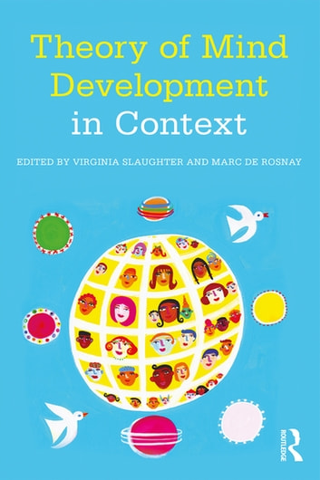 Theory of Mind Development in Context ebook by