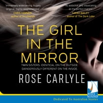 The Girl in the Mirror Hörbuch by Rose Carlyle, Holly Robinson