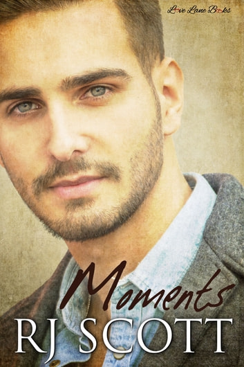 Moments ebook by RJ Scott