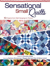 Sensational Small Quilts ebook by Christine Doyle