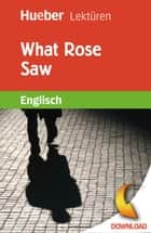 What Rose Saw ebook by Pauline O'Carolan