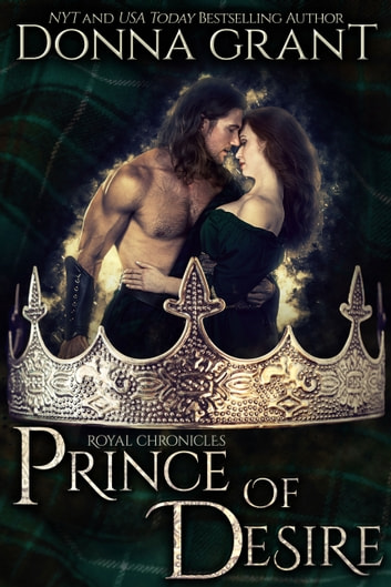 Prince of Desire ebook by Donna Grant