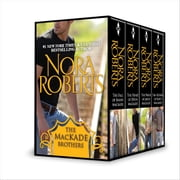 The MacKade Brothers Bundle - The Return of Rafe MacKade\The Pride of Jared MacKade\The Heart of Devin MacKade\The Fall of Shane MacKade ebook by Nora Roberts