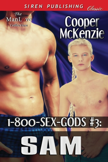 1-800-SEX-GODS #3: Sam ebook by Cooper McKenzie