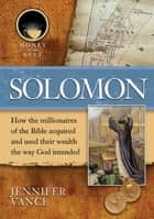 Solomon ebook by Jennifer Vance