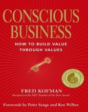 Conscious Business ebook by Fred Kofman