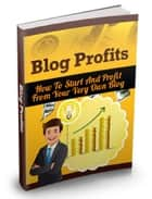 Blog Profits Guide ebook by Robert George