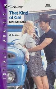 That Kind of Girl ebook by Kim McKade