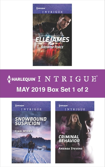 Harlequin Intrigue May 2019 - Box Set 1 of 2 - An Anthology 電子書 by Elle James,Cindi Myers,Amanda Stevens