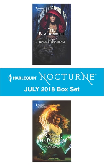 Harlequin Nocturne July 2018 Box Set - The Black Wolf\Enticing the Dragon ebook by Linda Thomas-Sundstrom,Jane Godman